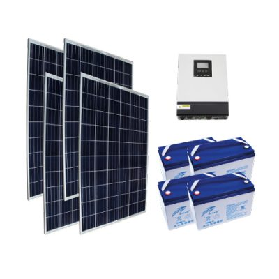 1 kW güneş enerjisi paketi