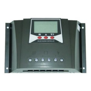 Juta 50A Şarj Kontrol Cihazı - Solar Şarj Regülatörü 12/24 V