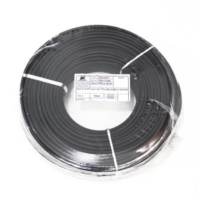6mm2 Solar Kablo