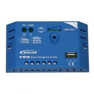 EP Solar 5A Şarj Kontrol Cihazı - Solar Şarj Regülatörü