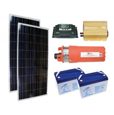 hobi bahçesi güneş paneli paketi