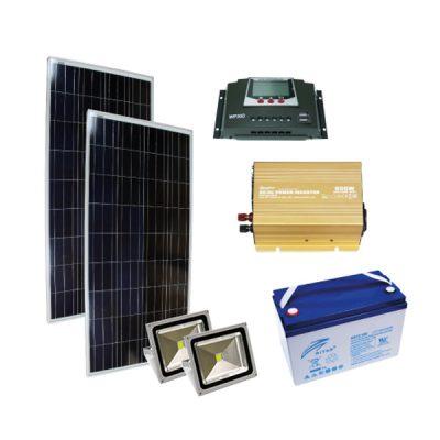 solar aydınlatma paketi