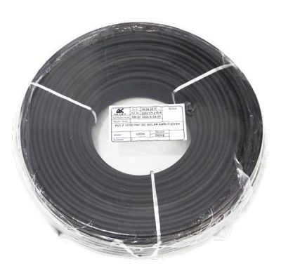 10mm solar kablo