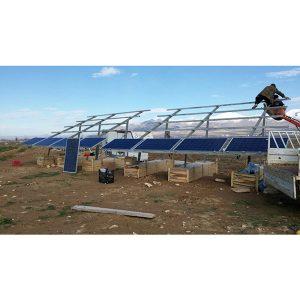 solar sulama pantec proje