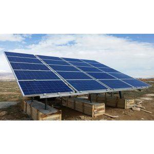 solar sulama örnek proje