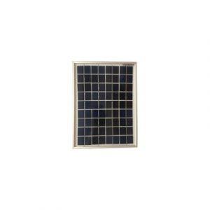 Polikristal Güneş Paneli 10 Watt - Kablosuz