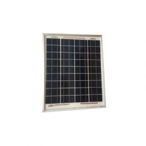 Polikristal 20 W Güneş Paneli - Kablosuz