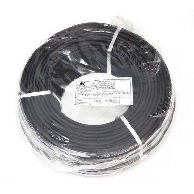 4mm solar kablo