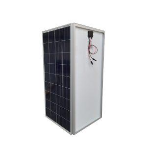 165 Watt Güneş Paneli - Polikristal - 36 Hücre - 5 BusBar
