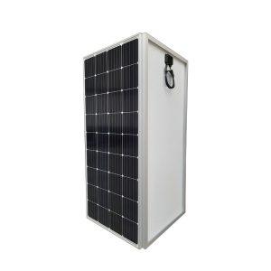 190 W Monokristal PERC Güneş Paneli - 36 Hücre - 5 BusBar
