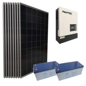 Ev İçin Güneş Paneli - MPPT 3.2 kW