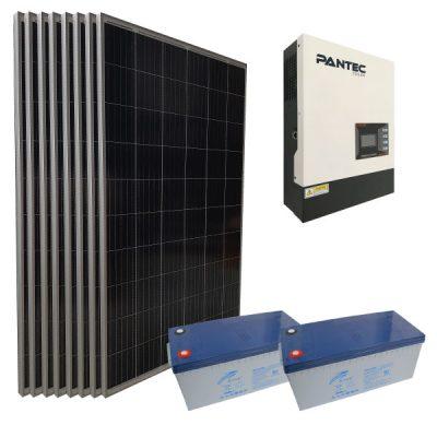 3.2kW MPPT Ev için güneş paneli