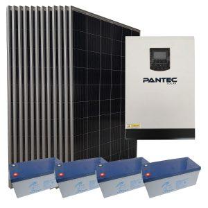 Ev İçin Güneş Paneli - MPPT 5 kW